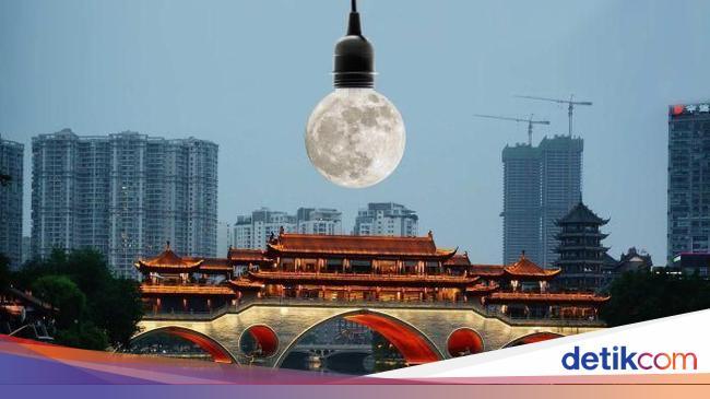 Bahaya Matahari Buatan China Bulan Tiruan China Dianggap Ide Buruk Kenapa