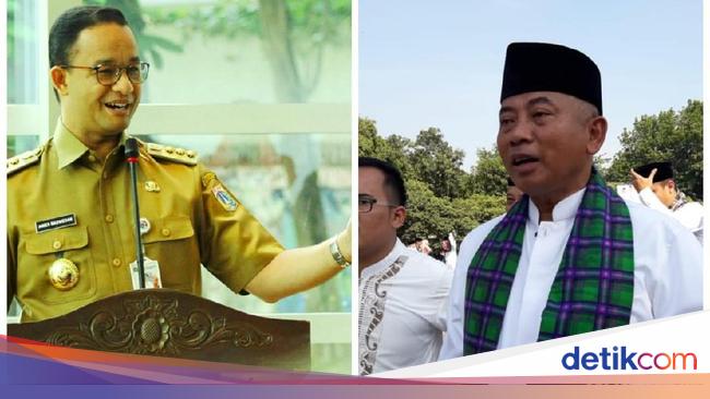 CPDW Yang Beda dari Pernyataan Anies dan Rahmat Effendi Soal Sampah