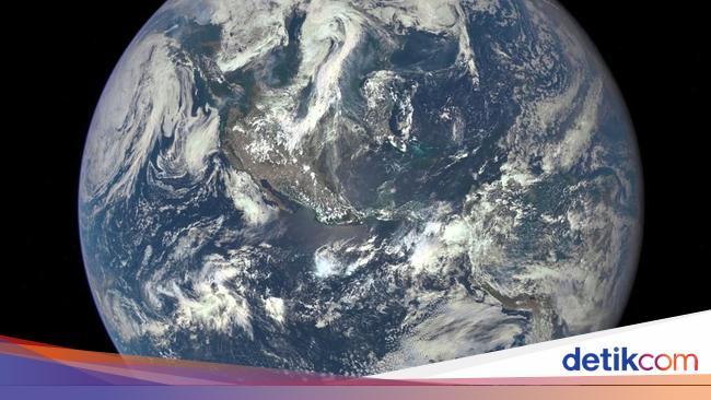 Bumi Berubah Jadi Bola Salju karena Kekurangan Cah