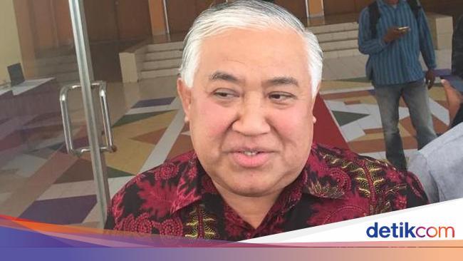Deretan Desakan Alumni Itb Yang Kritisi Keberadaan Din Syamsuddin Di Mwa