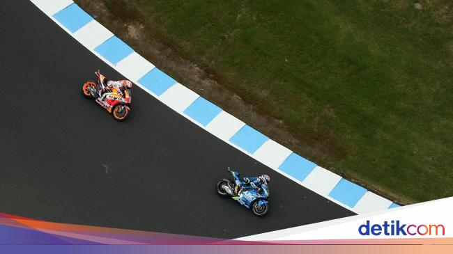 Marquez Yakin Suzuki Sudah Siap Bersaing Untuk Gelar Juara Dunia