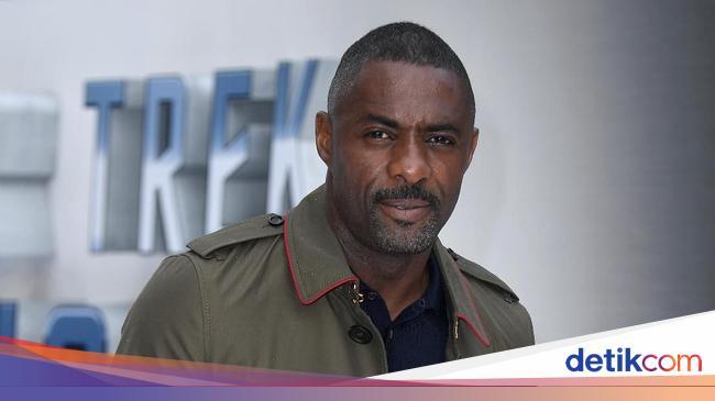 Positif Corona, Idris Elba: Jangan Panik!