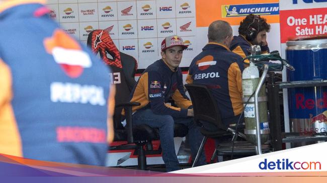 Mesin Belum Dingin Para Pebalap Langsung Persiapan MotoGP