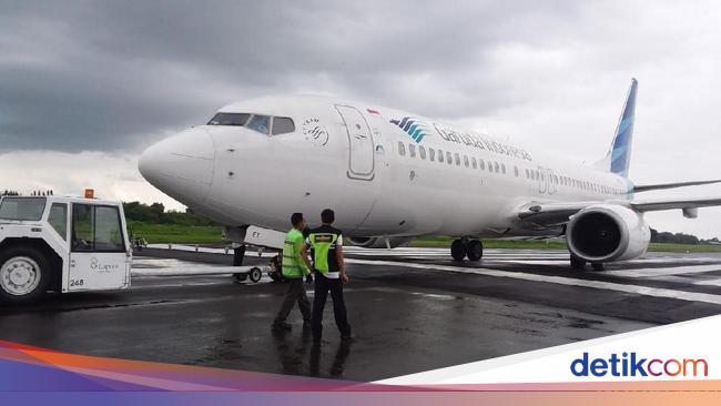 Didenda Pengadilan Australia Rp 189 M Ini Penjelasan Garuda Indonesia