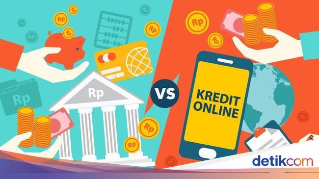Bunga Pinjam Online Fintech Vs Bank Besar Mana