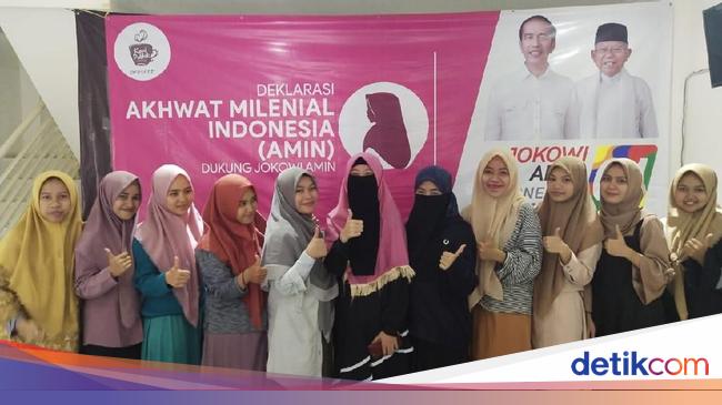 169 Wid Cawapres Jokowi Maruf Amin
