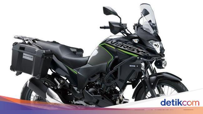 Kawasaki Versys X 250 Makin Ganteng Di 2019