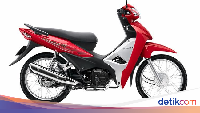 Kembaran Honda Supra Fit Lahir Di Vietnam