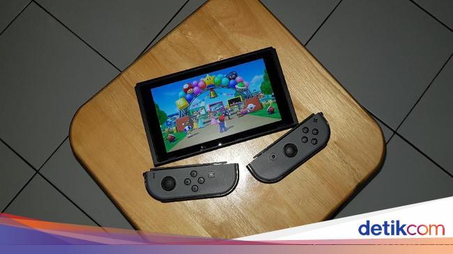 Soal Nintendo Switch, EA Jilat Ludah Sendiri?