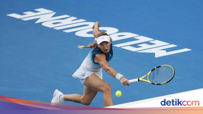 Kerber, Wozniacki Lewati Ujian Pertama Australia Terbuka