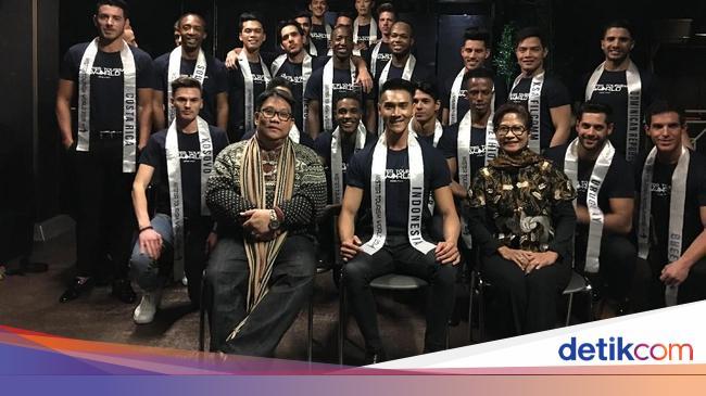 Eric Novianto Setiawan Ukir Prestasi di Mister Tourism World