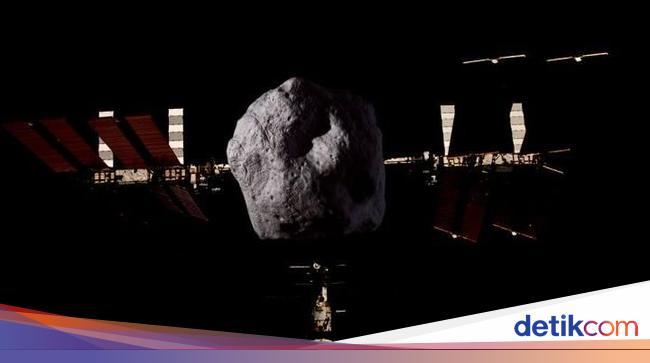 10 Asteroid Raksasa yang Bisa Ancam Bumi di 2020