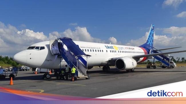 Naik Pesawat Murah Tiketnya Ke Mana Aja Rp 170 Ribu Apa Syaratnya