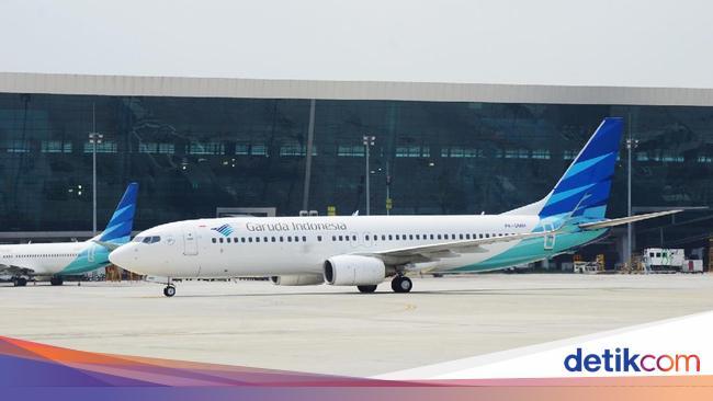 Garuda Tak Tunjuk Tenaga Ahli Periksa Transaksi 'Aneh