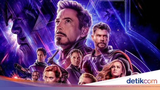 Tiket Presale 'Avengers: Endgame' Dijual Mulai Besok!