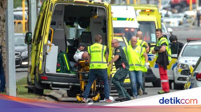 Pelaku Penembakan Di New Zealand: Sempat Dilaporkan Hilang, 1 WNI Korban Teror Di New