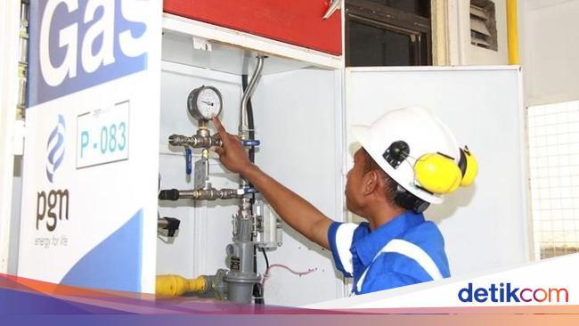 PGAS Restoran di Lampung Pakai Gaslink, Bisa Hemat 30% Per Bulan