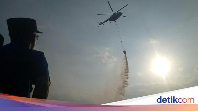 SILO Polda Sumsel Autopsi Jasad Teknisi Heli Water Bombing Asal Rusia