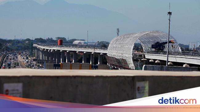 ADHI Operasi Akhir Oktober, Berapa Harga Tiket LRT Cibubur-Cawang?