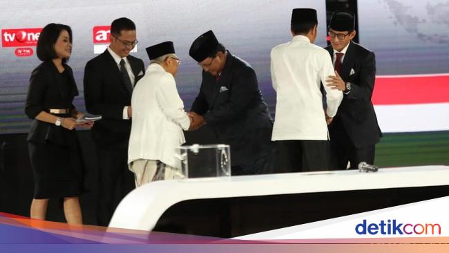Situng KPU 67%: Jokowi-Amin Unggul 13 Juta Suara Dari