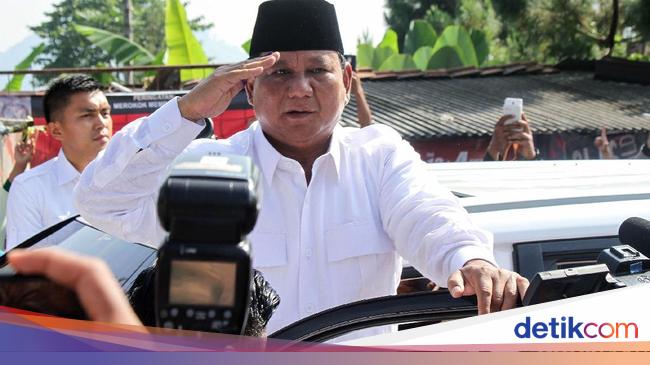 Prabowo Menang Telak di TPS Mencoblos