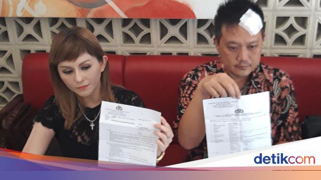 Dituduh Aniaya Rekannya Caleg Perindo Ps Siap Beri Klarifikasi