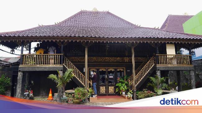 71+ Gambar Rumah Adat Sumatera Selatan HD