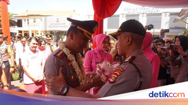 Pesan Kombes Rudi Setiawan Untuk Kapolrestabes Surabaya