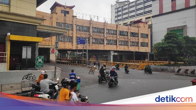 PLIN Imbas Aksi 22 Mei: Pusat Bisnis di Jakarta Tutup