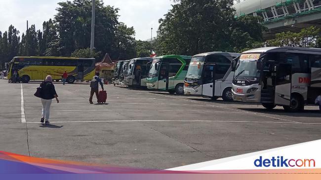 AMRT Semua Terminal Bus Mau Disulap Jadi Modern dan Punya SPBU