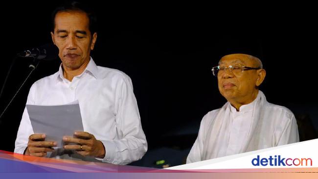 Jokowi Menang Pilpres, TKD Jatim: Jangan Ada Kampret dan Cebong Lagi
