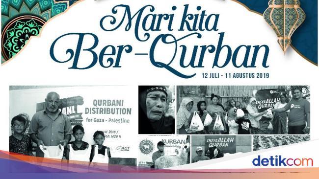 MEGA Lebih Berkah, Mari Berkurban Bersama Transmart Carrefour