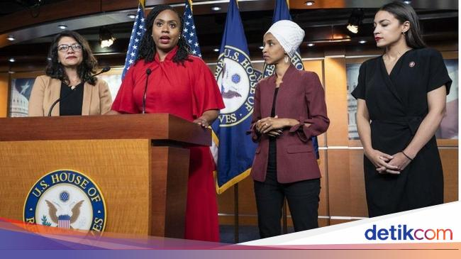 Peachy Us House Condemns Racist Trump Comments On 4 Female Members Home Interior And Landscaping Transignezvosmurscom