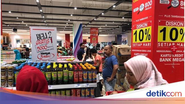 MEGA Mau Hemat Belanja Bulanan? Cuma Di Transmart Carrefour Tempatnya