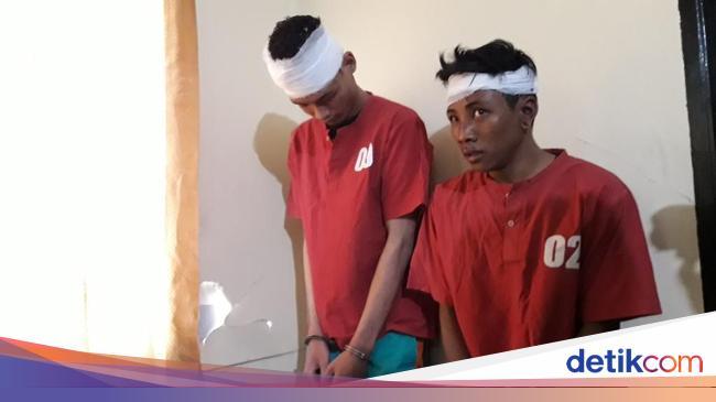 CPDW Terkepung Usai Sekap Korban, 2 Perampok Minimarket di Bekasi Ditangkap