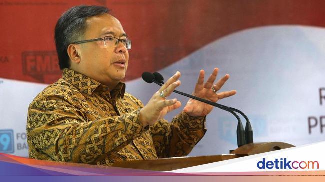 TOBA Bambang Brodjonegoro Ditunjuk Jadi Komisaris Perusahaan Luhut
