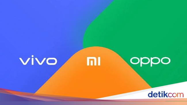 Xiaomi, Oppo, dan Vivo Beraliansi, Mau Saingi Apple AirDrop