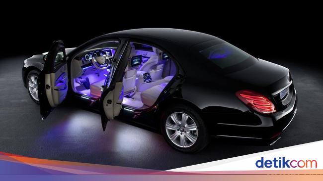 Mercy Siapkan Mekanik Khusus untuk Tangani Mobil Presiden
