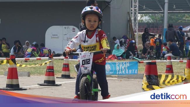 Keseruan BEARCOFEST 2019, Pushbike hingga BMX Jadul