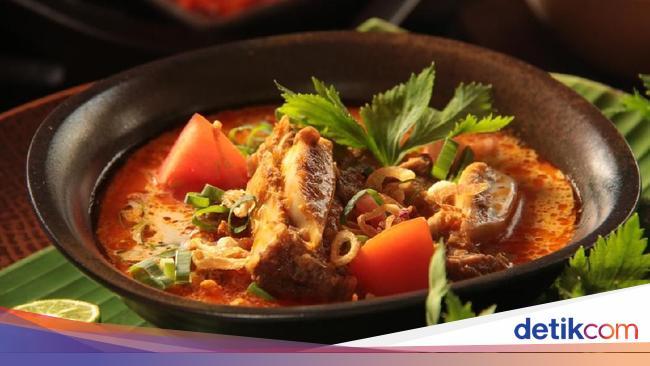 Menteri Pariwisata Tetapkan 5 Ikon Makanan Nasional Indonesia