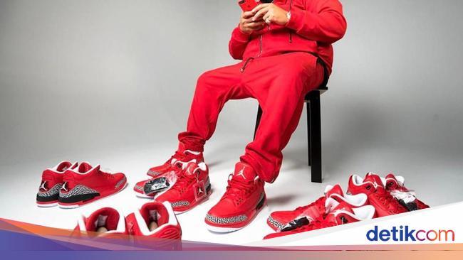 Foto 10 Sneakers Termahal Di Dunia Ada Yang Harga Rp 6 6 M