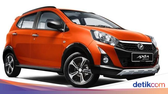 Kembaran Daihatsu Ayla Meluncur di Malaysia, Ada Model Crossover