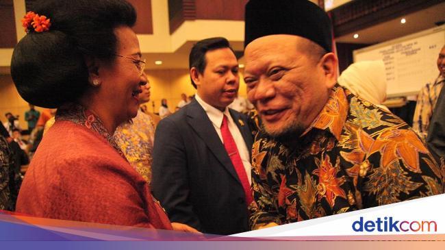 La Nyalla Jadi Ketua DPD karena Pro-Jokowi di Pilpres? - detikNews