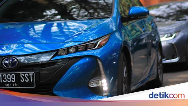 Bocoran Mobil Listrik Toyota Yang Akan Diproduksi Di Indonesia Mulai 2022
