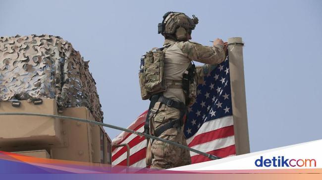 Usai Bunuh Jenderal Iran, AS Kirim 3.500 Tentara Tambahan ke Timur Tengah