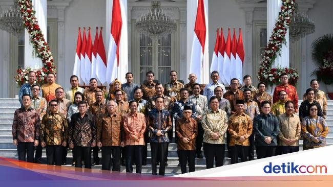 Siapa 2 Menteri yang Sudah Lama Dikaji untuk Reshu