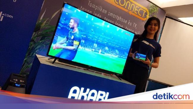 Smartconnect Tv Anyar Akari Yang Anti Ribet