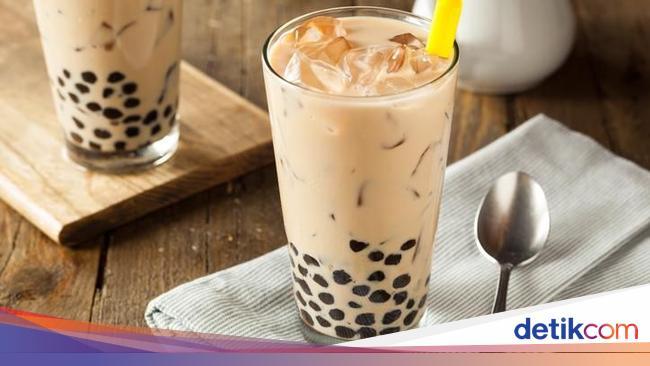 Resep Brown Sugar Bubble Tea yang Mudah dan Murah