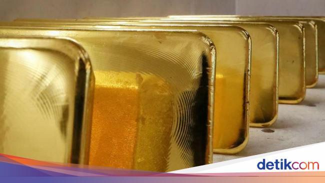 ANTM Harganya Lagi Turun Naik, Emas Masih Cocok Jadi Investasi?
