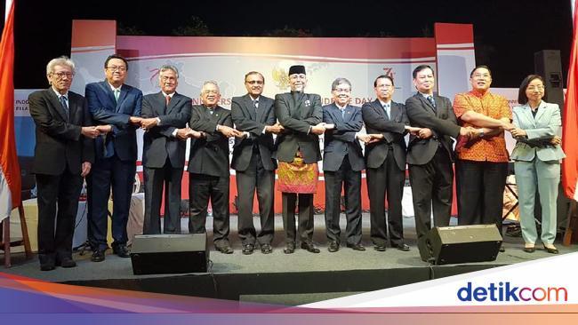 Kuliner Nusantara Meriahkan Perayaan 70 Tahun Hubungan RI-India di New Delhi - detikNews